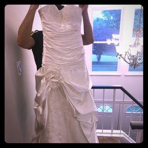 Dresses & Skirts - Wedding dress!